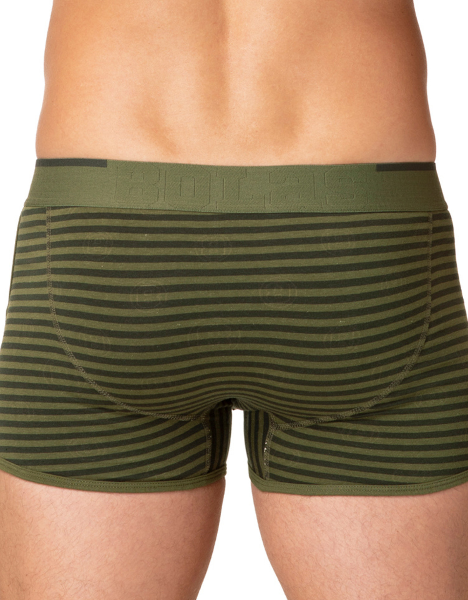 Bolas Underwear Bolas Green Stripes