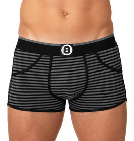 Bolas Underwear Bolas  Black Stripes