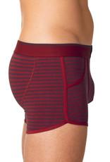 Bolas Underwear Bolas  Underwear Red Stripes
