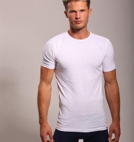 Bolas Underwear Bolas Tee-White CREWNECK