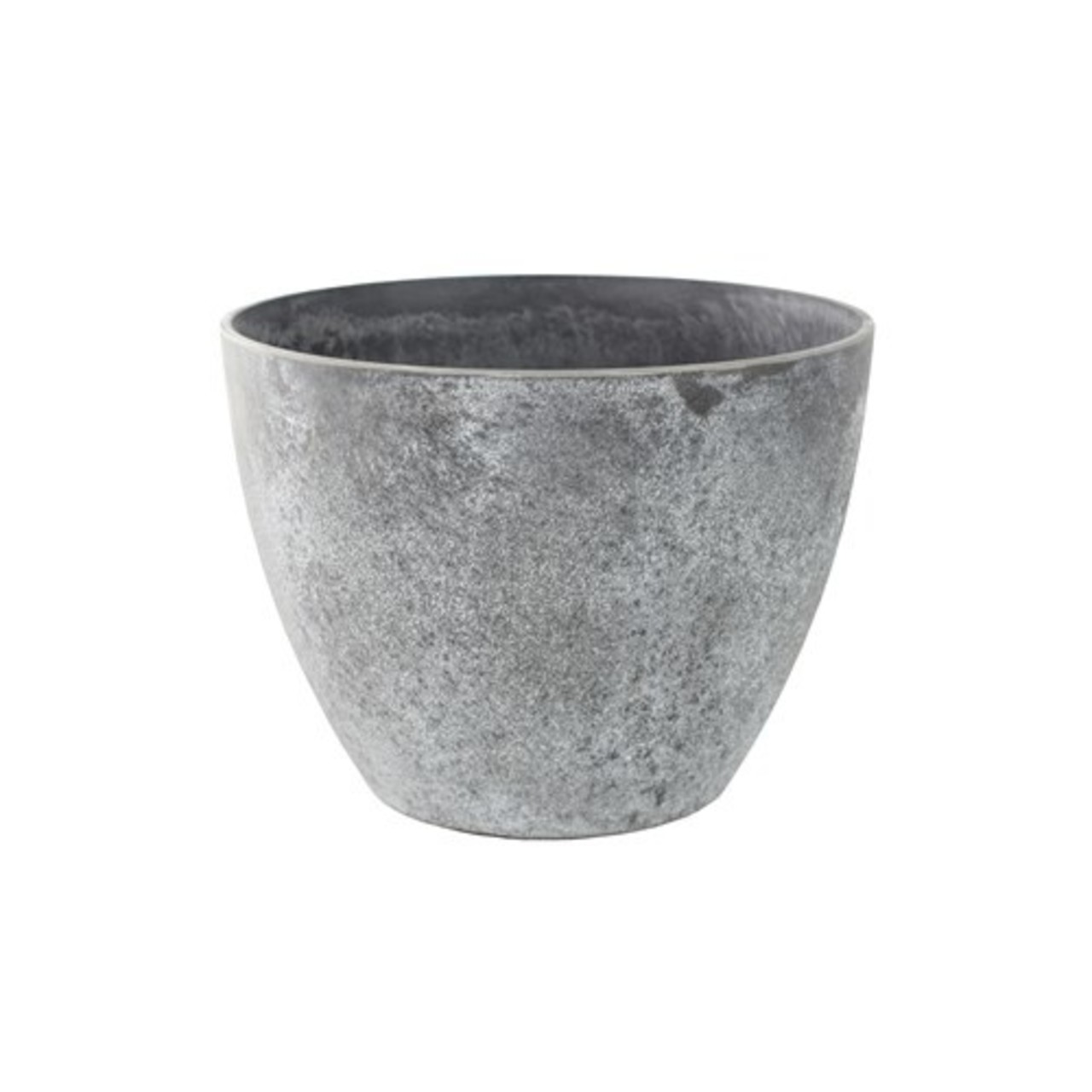 Pot raw concrete D36 H27