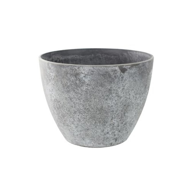 Raw Pot raw concrete D36 H27