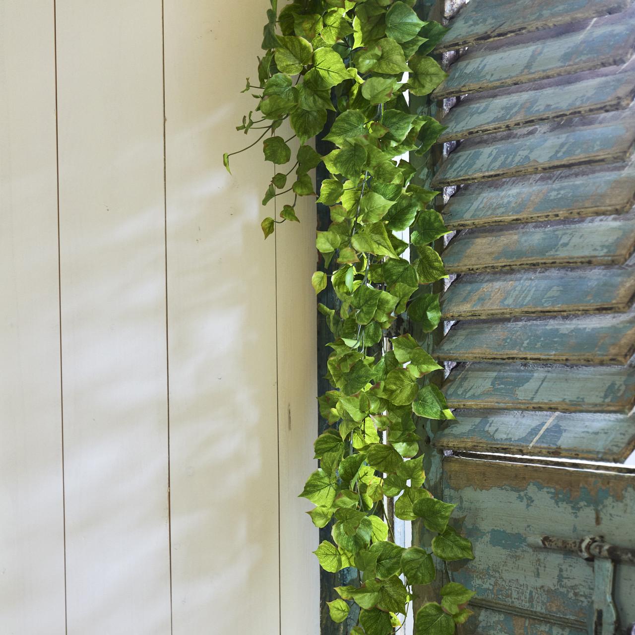 Populier kunsthangplant 170 cm