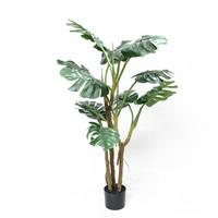 Monstera Kunst Monstera / Gatenplant 150 cm