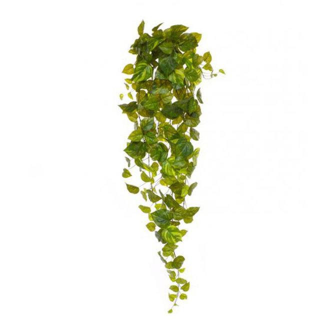Pothos Pothos kunsthangplant 130 cm bont