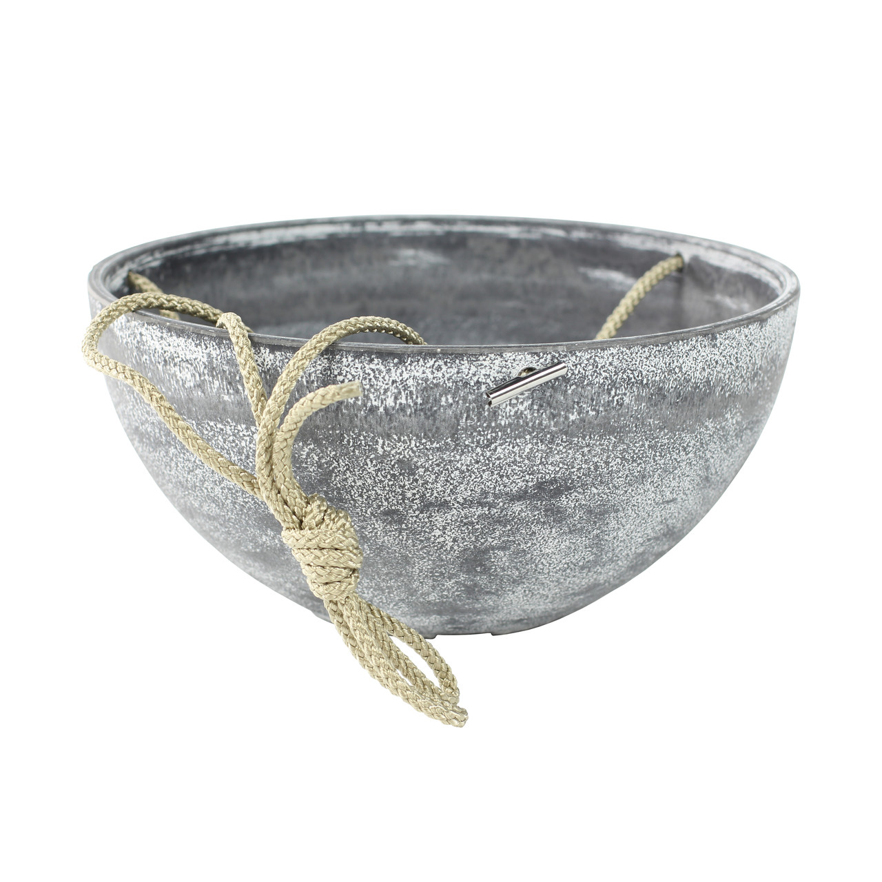 Hangende pot raw concrete D35 H17