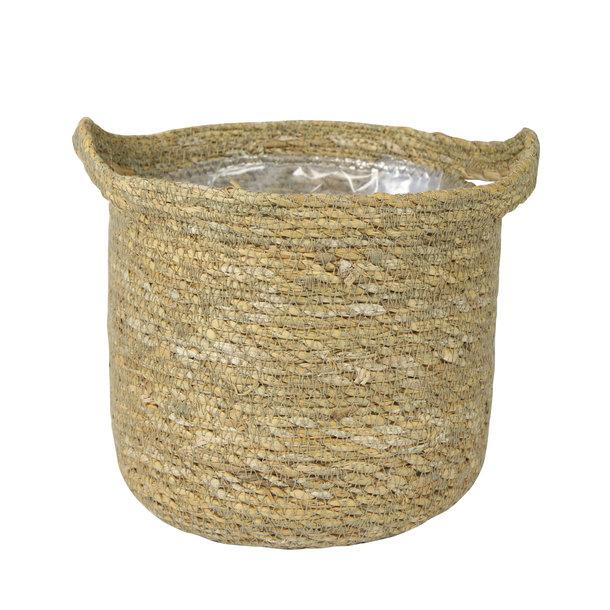 Pot naturel hengsel D19 H17