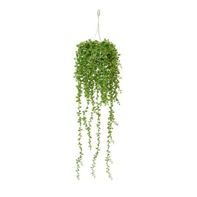 Senecio Senecio kunsthangplant 60 cm