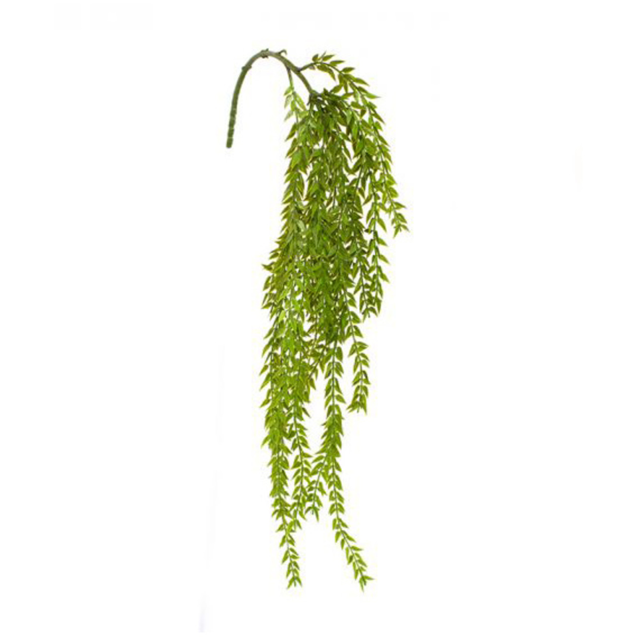 Kunst Wilgenhanger 70 cm groen