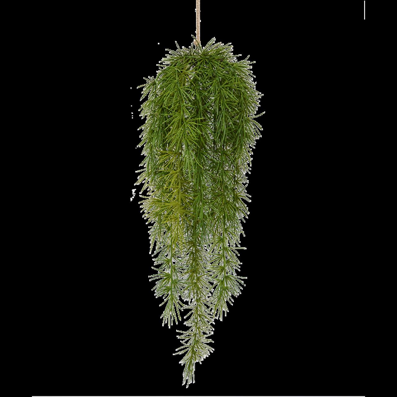 Kunst Asparagus Spengeri kunsthangplant 60 cm