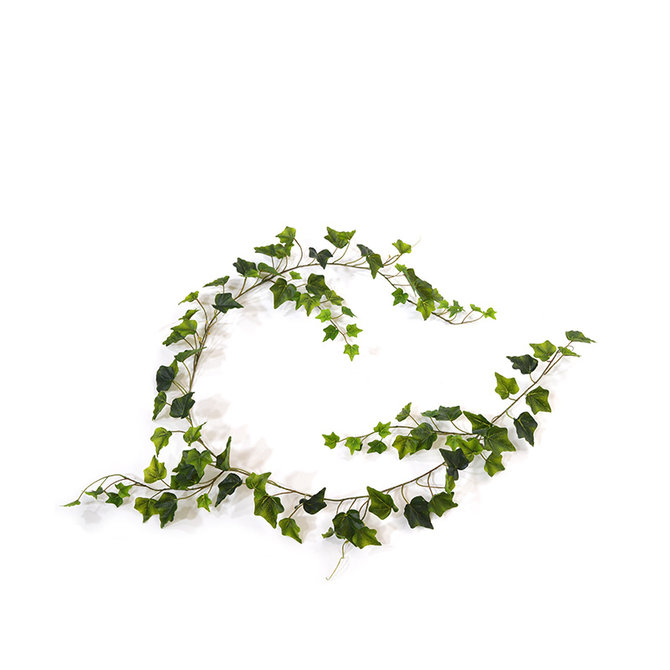 Hedera Hedera kunst guirlande 180 cm groen