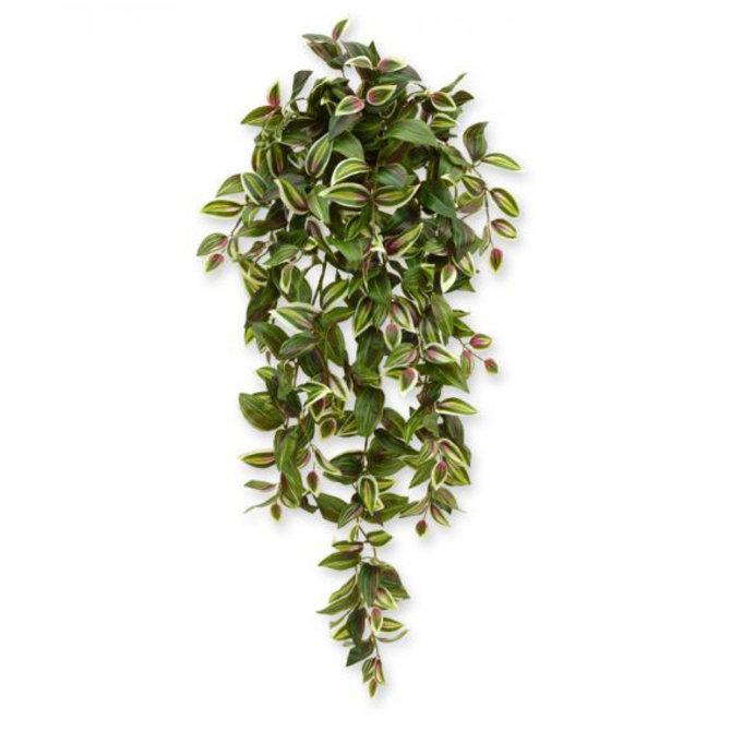 Tradescantia Tradescantia kunst hangplant 100 cm bont