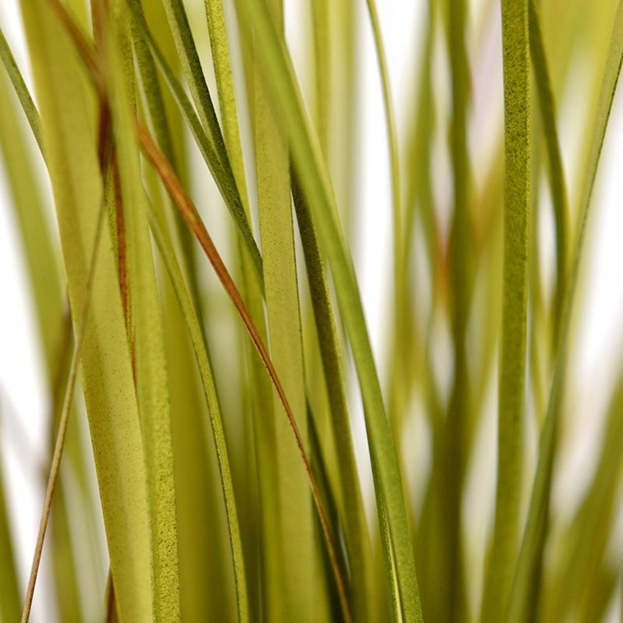 Kunst Grasboeket 60 cm groen-bruin