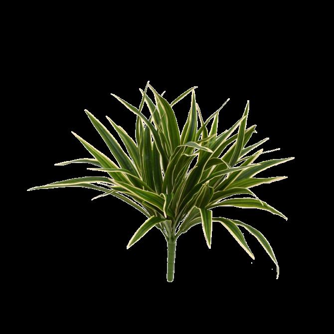 Chlorophytum Chlorophytum Kunstboeket 30 cm