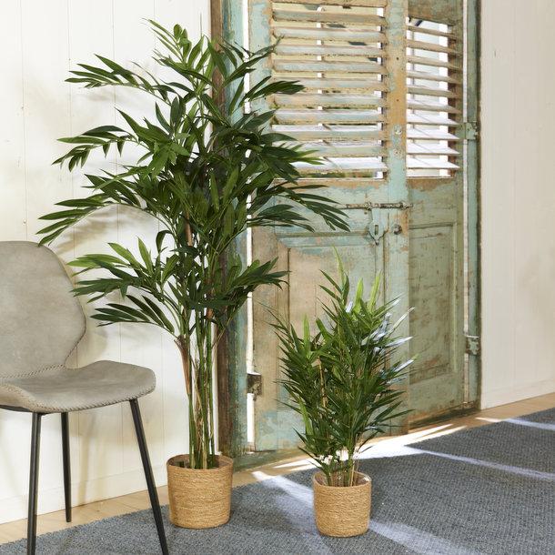Kunst Palm Chamaedorea 150 cm
