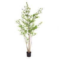 Lente Kunst Lenteboom groen 210 cm