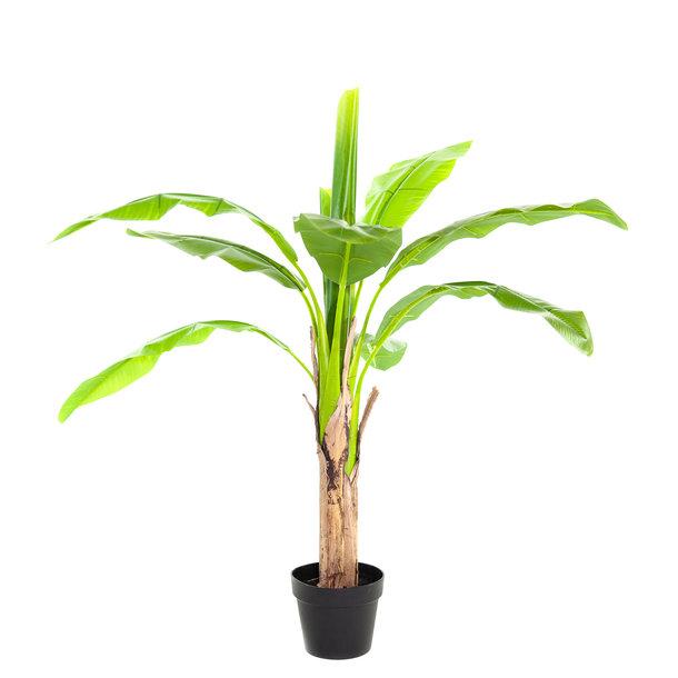 Kunst Bananenplant 110 cm
