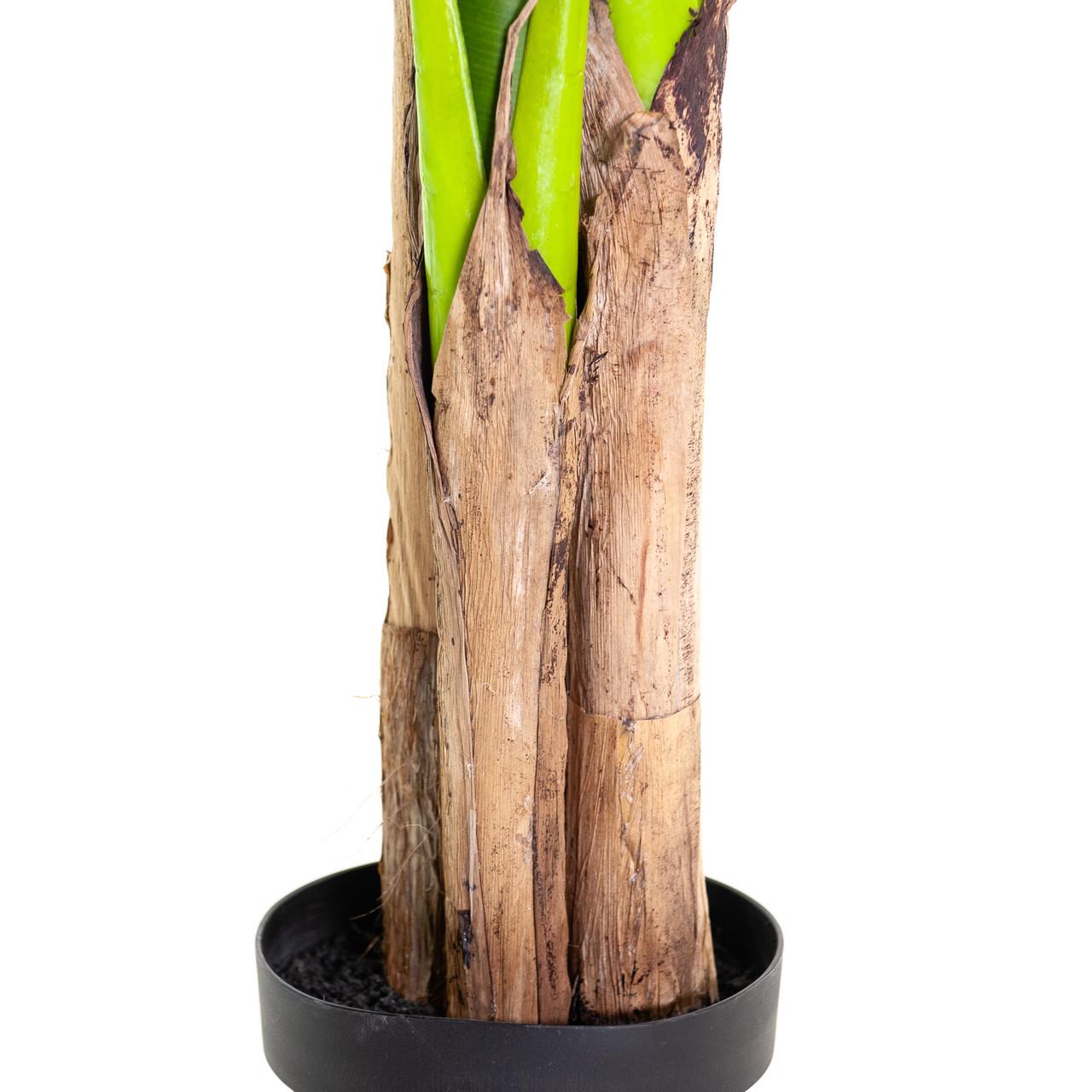 Kunst Bananenplant 160 cm