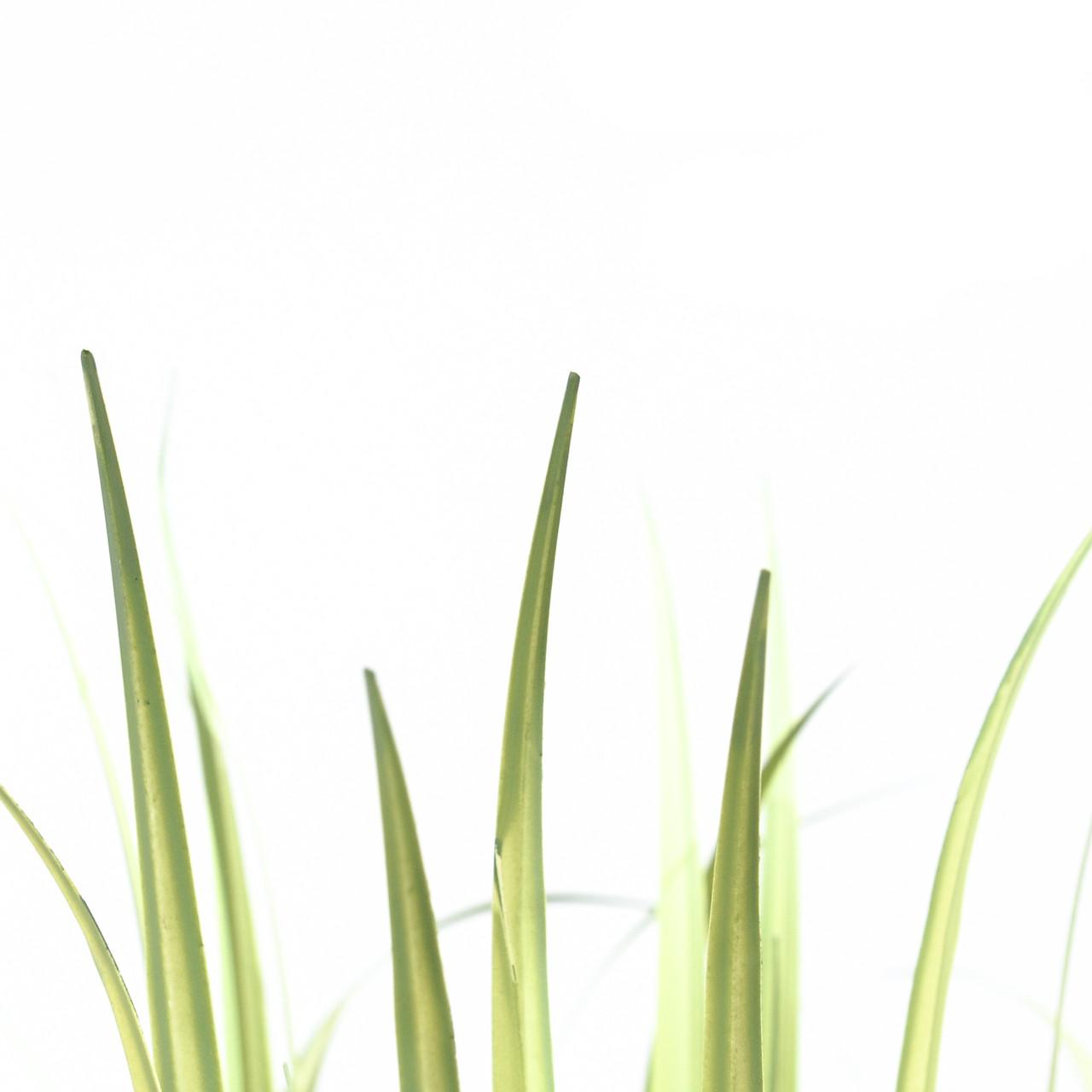 Kunst Grasplant 93 cm