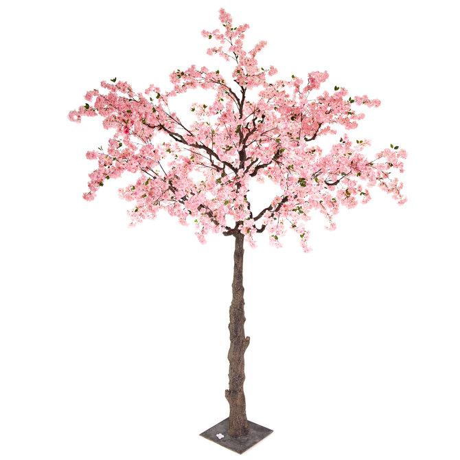 Bloesem Kunst Bloesemboom roze 300 cm