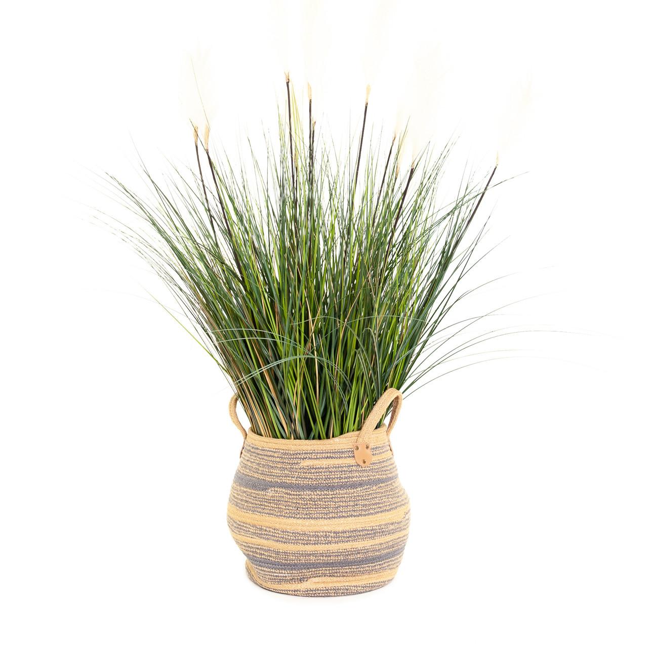 Mand Seagrass L 36 x 32 cm