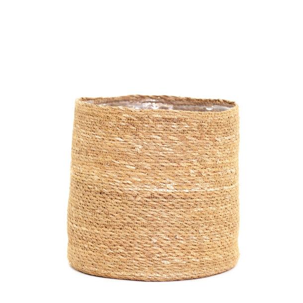 Pot naturel D25 H25