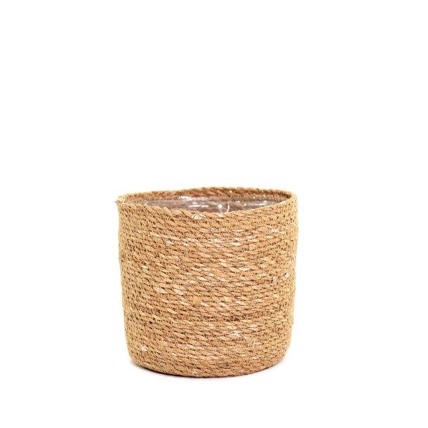 Pot naturel D15 H15