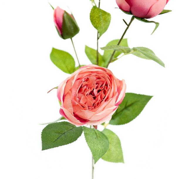 Kunst Rozentak 75 cm roze