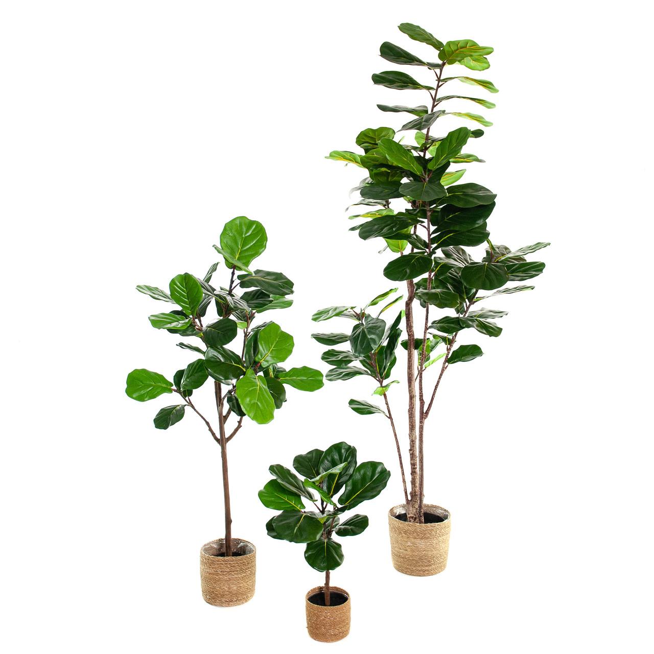 Kunst Ficus Lyrata 240 cm