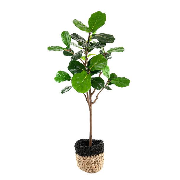 Kunst Ficus Lyrata 150 cm