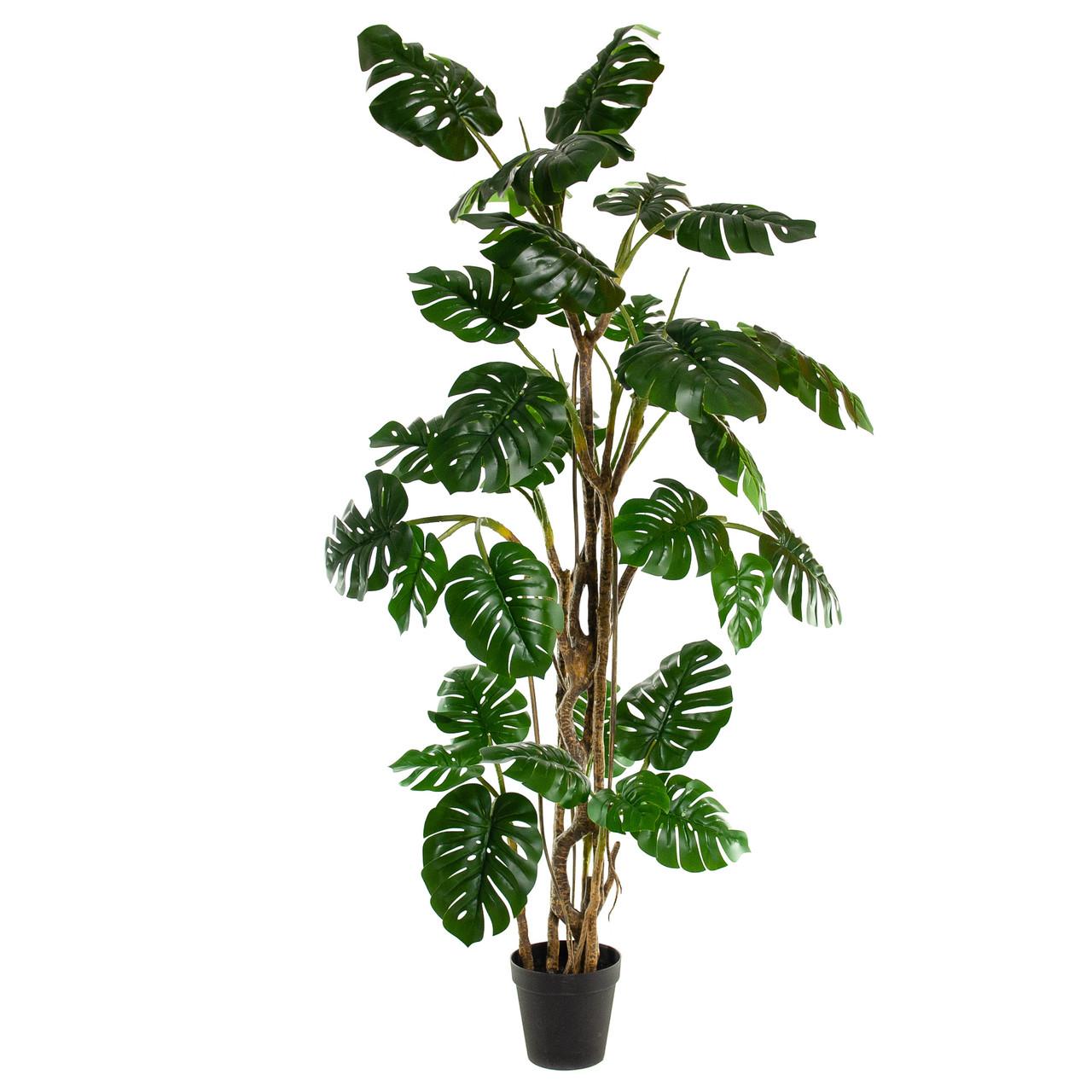 Kunst Monstera / Gatenplant 240 cm