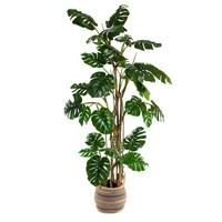 Monstera Kunst Monstera / Gatenplant 240 cm