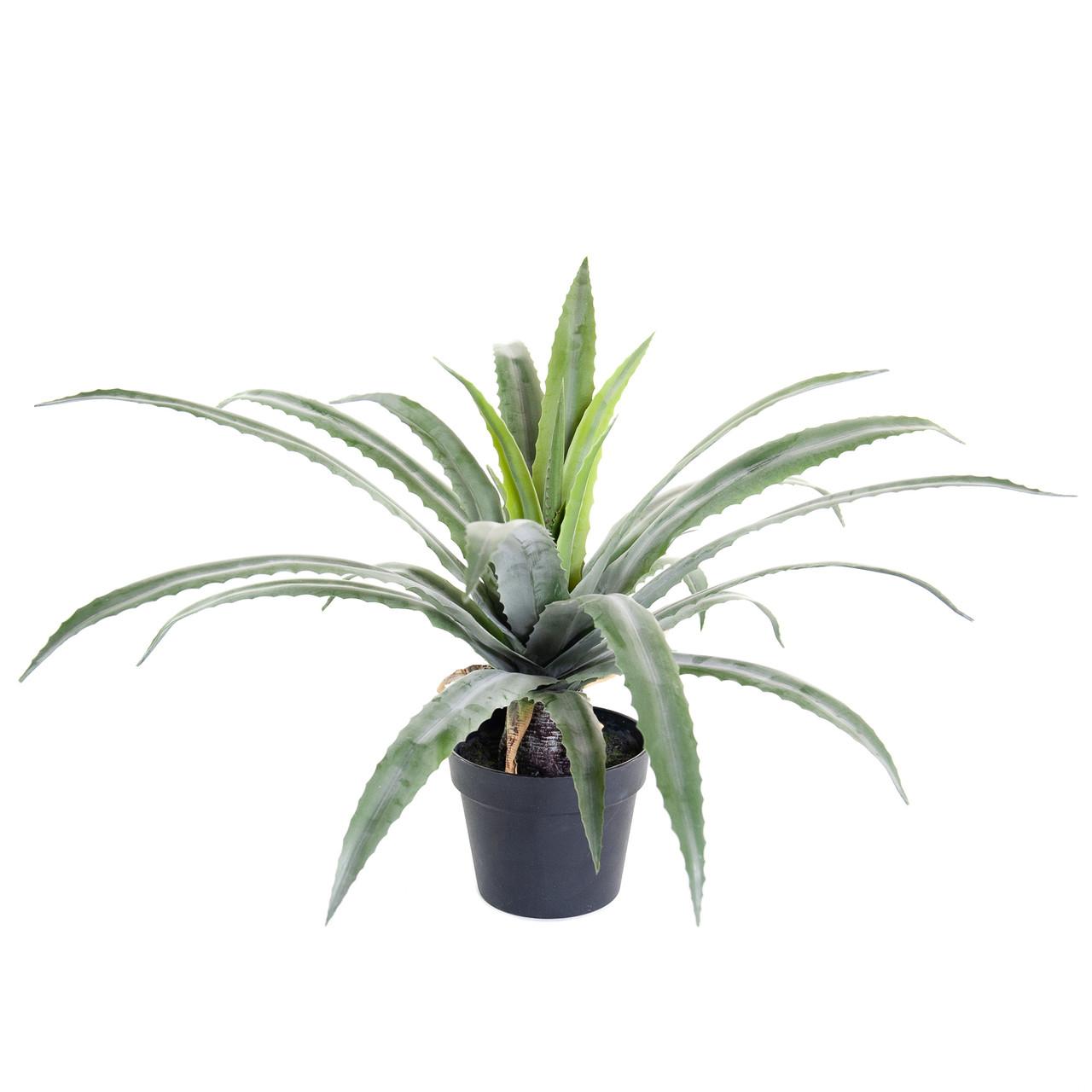 Kunst Aloë Vera plant 61 cm