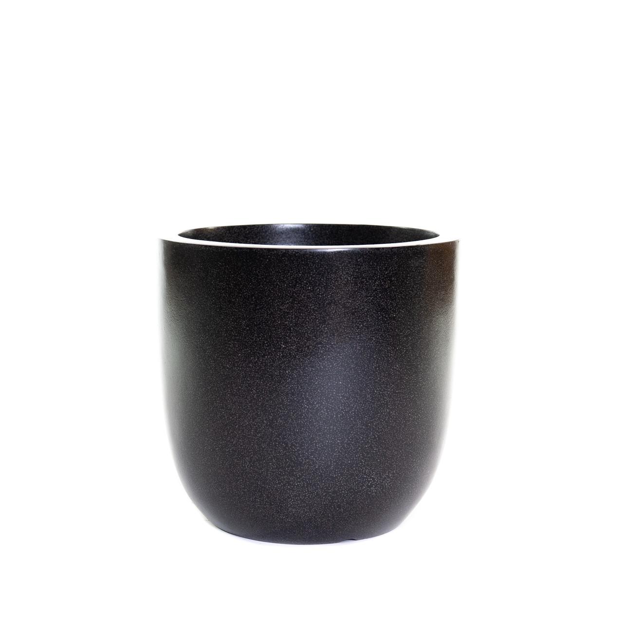 Pot bol 45x44 zwart