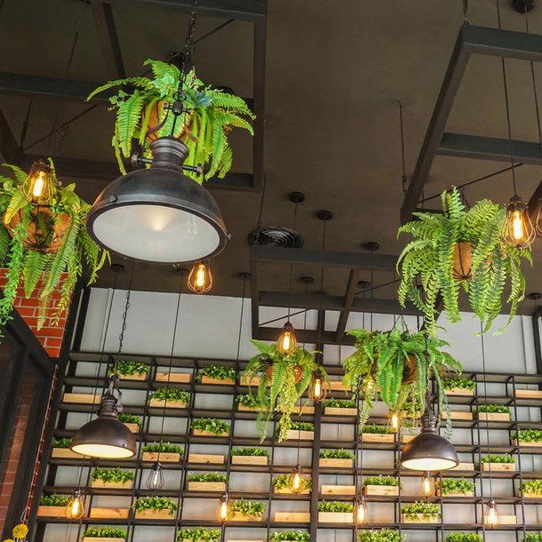 Project hangplanten