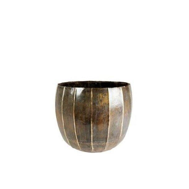 Pot Old Brown D33 H28