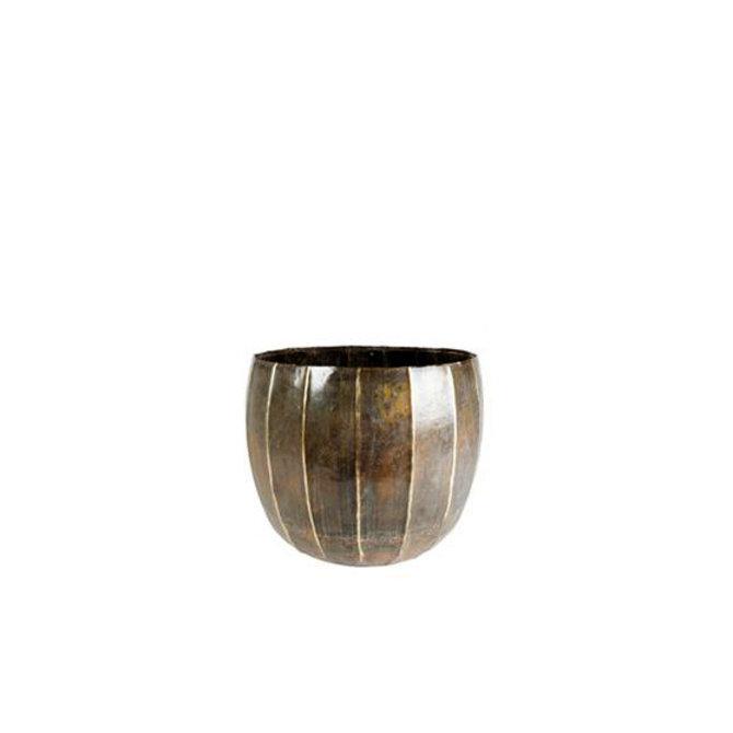 Pot Old Brown D28 H25