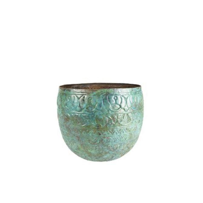 Pot Old Blue D33 H28