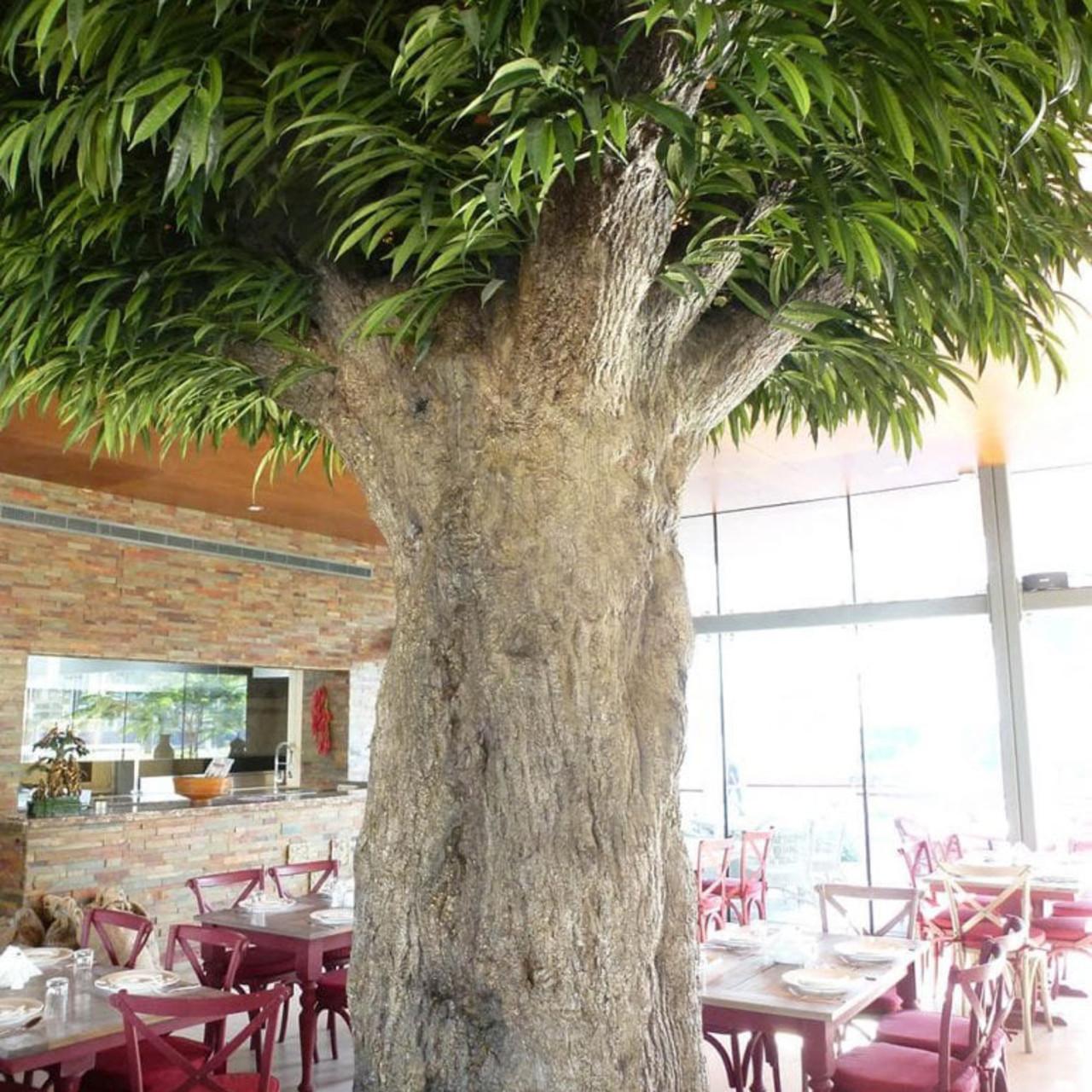 Kunstbomen op maat