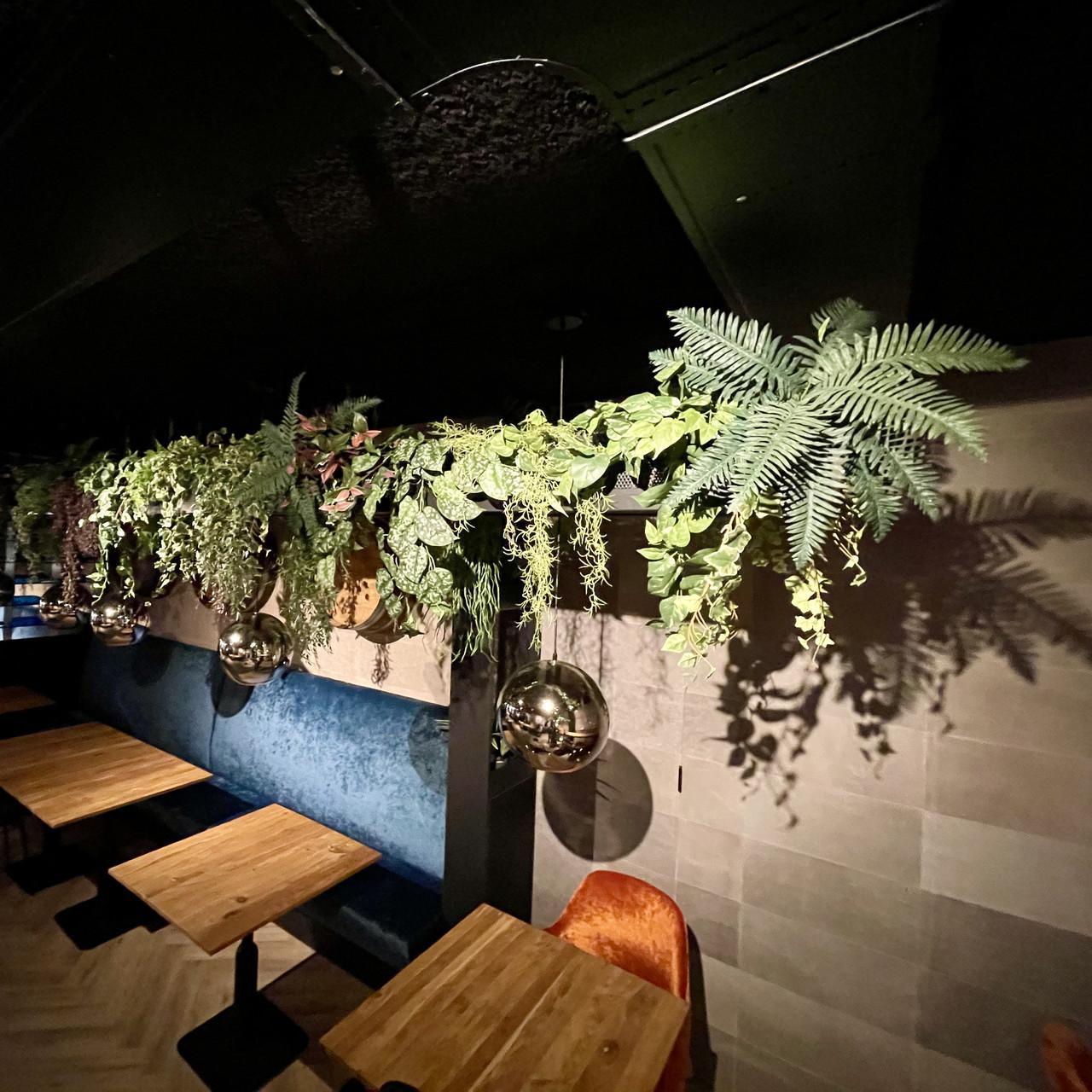 Kunstplanten voor horeca