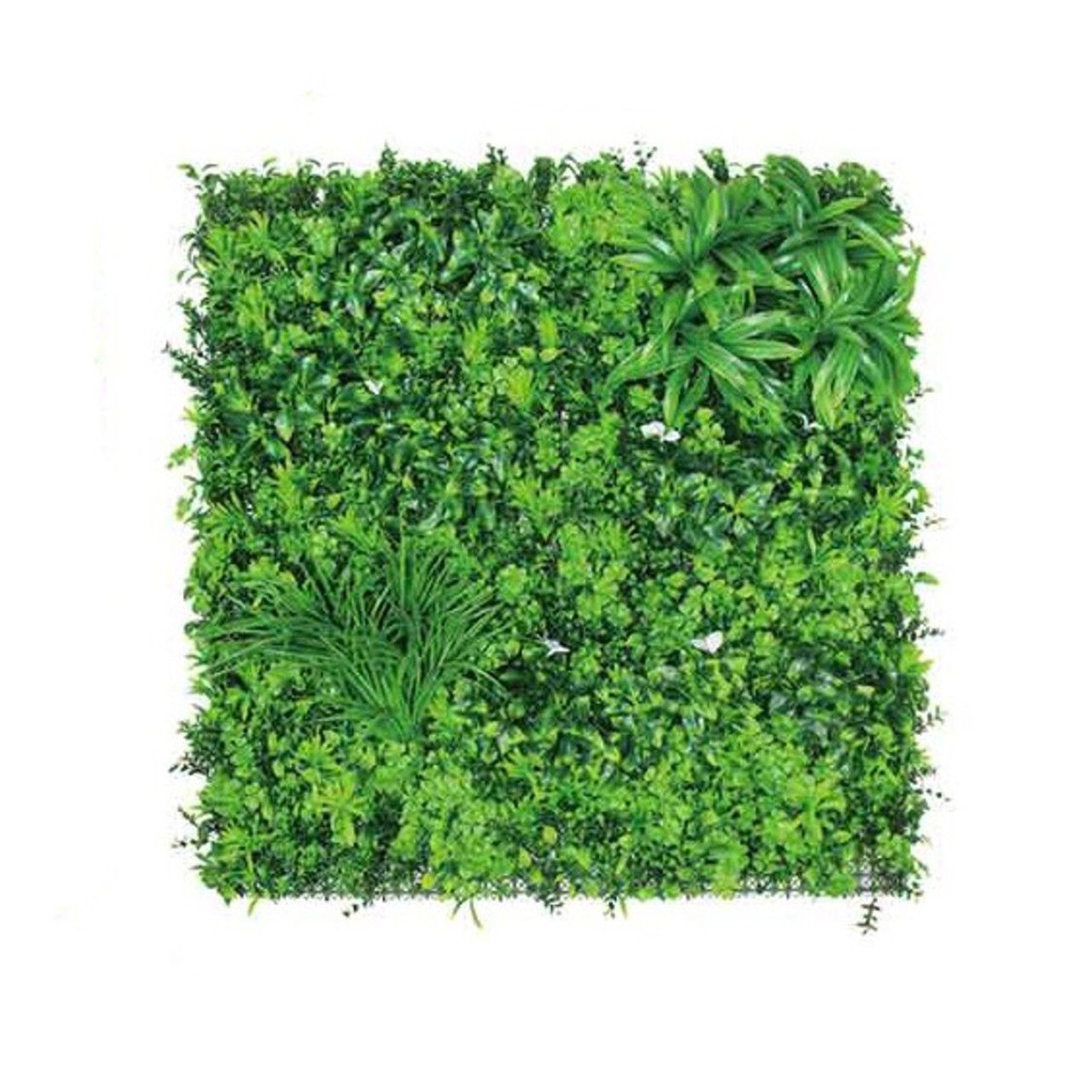 Groene wandpanelen, type Basic (1 m2)