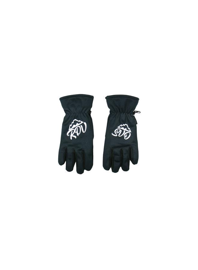 Softshell thermo handschoenen