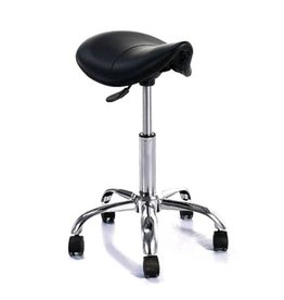 Dropper black stool