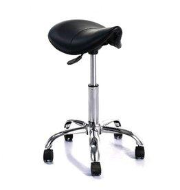 Dropper black stool