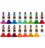WORLD FAMOUS INK® Master Mike Asian Set 16 x 30ml