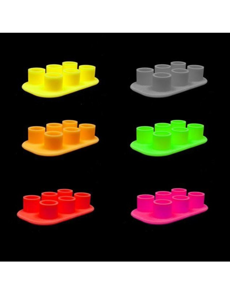 Silicone ink cups x 6pcs