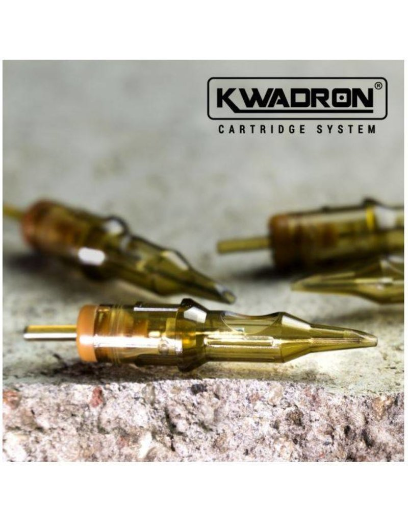 KWADRON® ® Cartridge System - 0.35mm RS - Round Shader