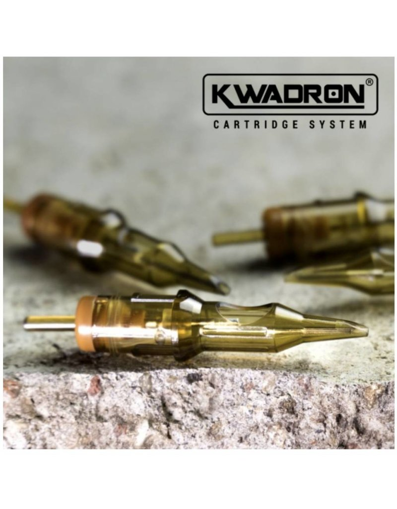 KWADRON® ® Cartridge System - 0.35mm TRL - Turbo Round Liner