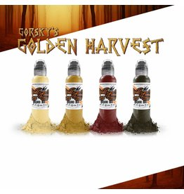 WORLD FAMOUS INK® Gorsky's Golden Harvest Set - 1oz - 4x30ml