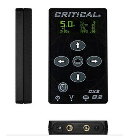 CRITICAL TATTOO® Critical CX-2 Power Supply